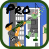 Zombie Survival Fallen City Pro App Icon