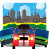 Smashy Jump Car Shooter App Icon