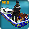 Power Boat Transporter Police - Pro App Icon