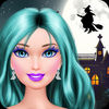 Halloween Makeover Spa Makeup and Dressup Salon