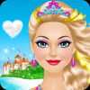 Tropical Princess - Makeup and Dressup Salon Game App Icon