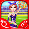 Cheer Leader Princess Salon PRO App Icon