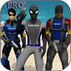 Super Police Heroes City Supermarket Rescue - Pro