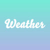 Weather - Pro - Blue App Icon