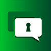 ChatLocker Secure text vault App Icon