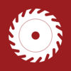 Cutting Machinery Meditation App Icon