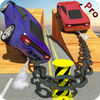 Chained Cars Stunt Racing Pro