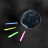Meteors Shooter App Icon