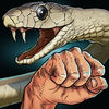 Money or Death - snake attack! App Icon