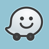Waze social GPS traffic and gas