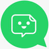 WhatStickers - Stickers App Icon