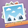 Batch Photo Resize and Shrink App Icon