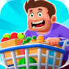 Idle Supermarket Tycoon - Shop App Icon