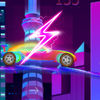 neon city race mania App Icon