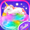 Unicorn Slime Cooking Games