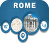 Rome Italy Offline City Maps with Navigation