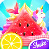 Unicorn Chef Ice Foods Games
