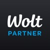 Wolt Courier Partner App Icon