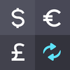 iCurrency Pad  ~  The Currency Exchange Rates Converter App Icon