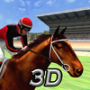 Virtual Horse Racing 3D Lite
