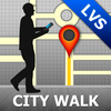 Las Vegas Walking Tours and Map